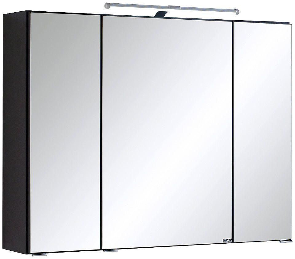 Held Mobel Portofino Spiegelschrank 80 Holzwerkstoff Graphitgrau 20 X 80 X 66 Cm Geschenkideen Mobel In 2019 Home Decor Decor Furniture