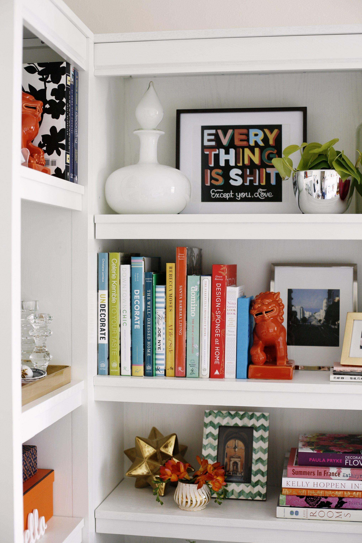 Styled bookshelves amaze pinterest bookshelf styling shelves