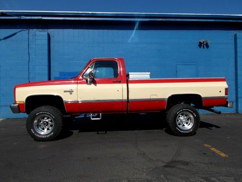 1987 Chevrolet Silverado For Sale View All Photos Pickup