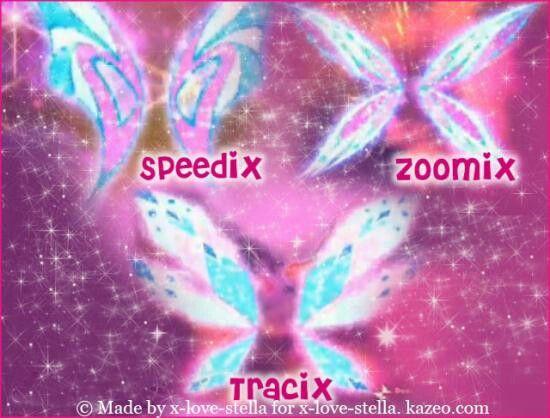 Winx Club Speedix Zoomix Tracix Speedix,Zoomix,Tracix ...