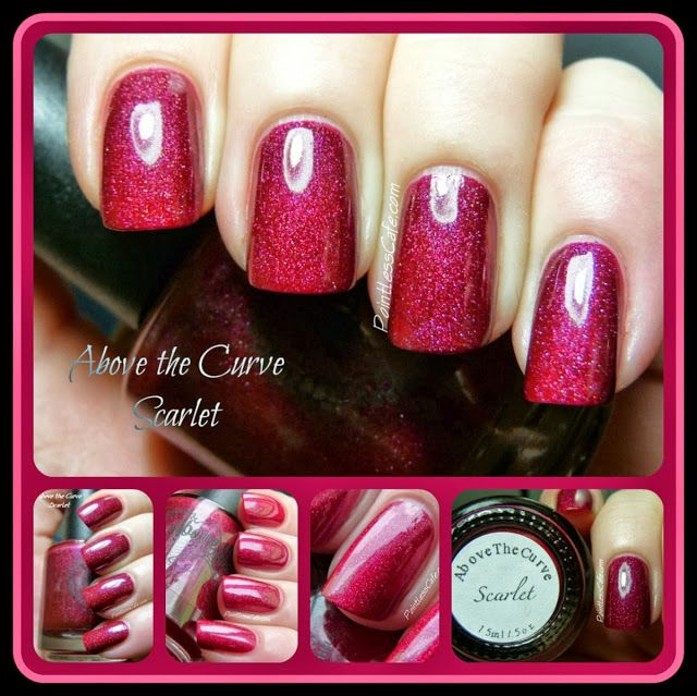 Above the Curve Falling for Autumn Collection: Scarlet | Pointless Cafe