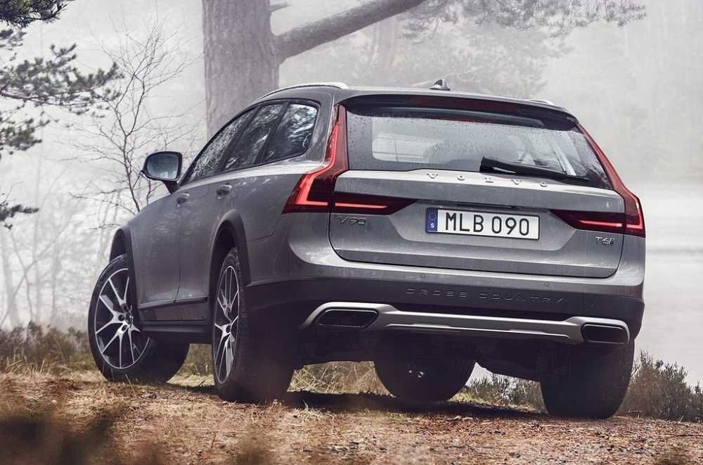 2018 Volvo V90 Cross Country Release Date Price Facelift News