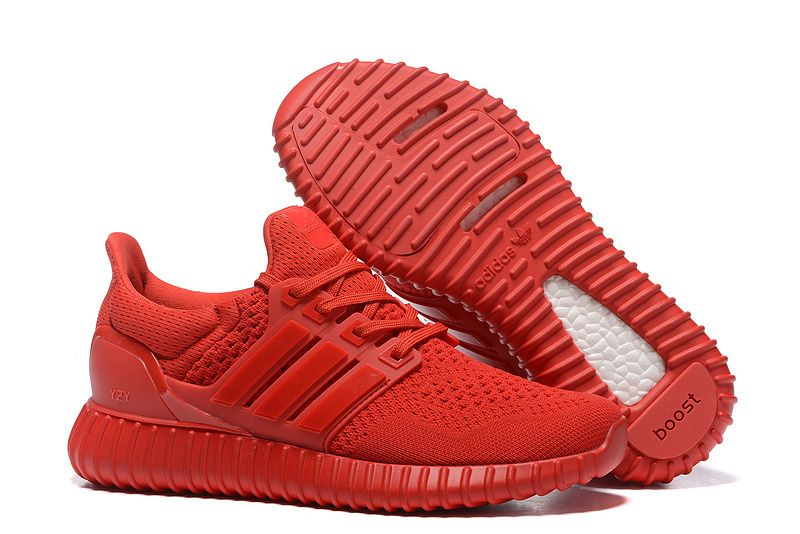 Buy 2016 Adidas Yeezy Ultra Popcorn Boots Femme Running Chaussures Tout  Rouge (Adidas Yeezy Boost 350 Pirate Black) from Reliable 2016 Adidas Yeezy  Ultra ...
