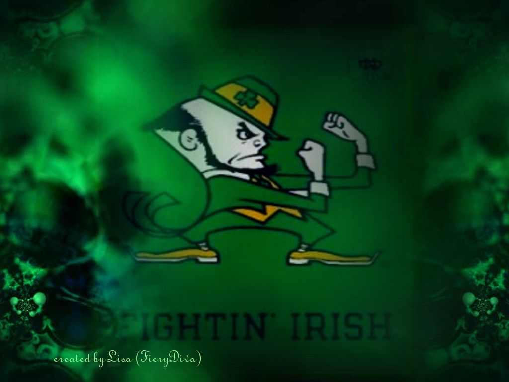 Pin By Kimberly Word On Go Irish Notre Dame Wallpaper Notre Dame Football Notre Dame Fighting Irish