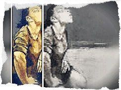 """RELATO: """"Sus padres cumplían veinte años de casados. Elisa escuchaba desde su habitación las risas beat de la fiesta que celebraban todos aquellos nostálgicos en la planta de abajo de su casa, mientras ella pensaba en su mundo prefabricado, más parecido a la cárcel de La Naranja Mecánica, que a los sueños delirantes de Janis Joplin. (...)"""""""