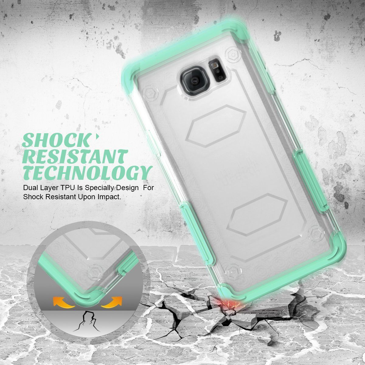 Galaxy note 7 official image gallery feast your eyes on samsung - Amazon Com Galaxy Note 5 Case Ulak Nutcandy Series Slim