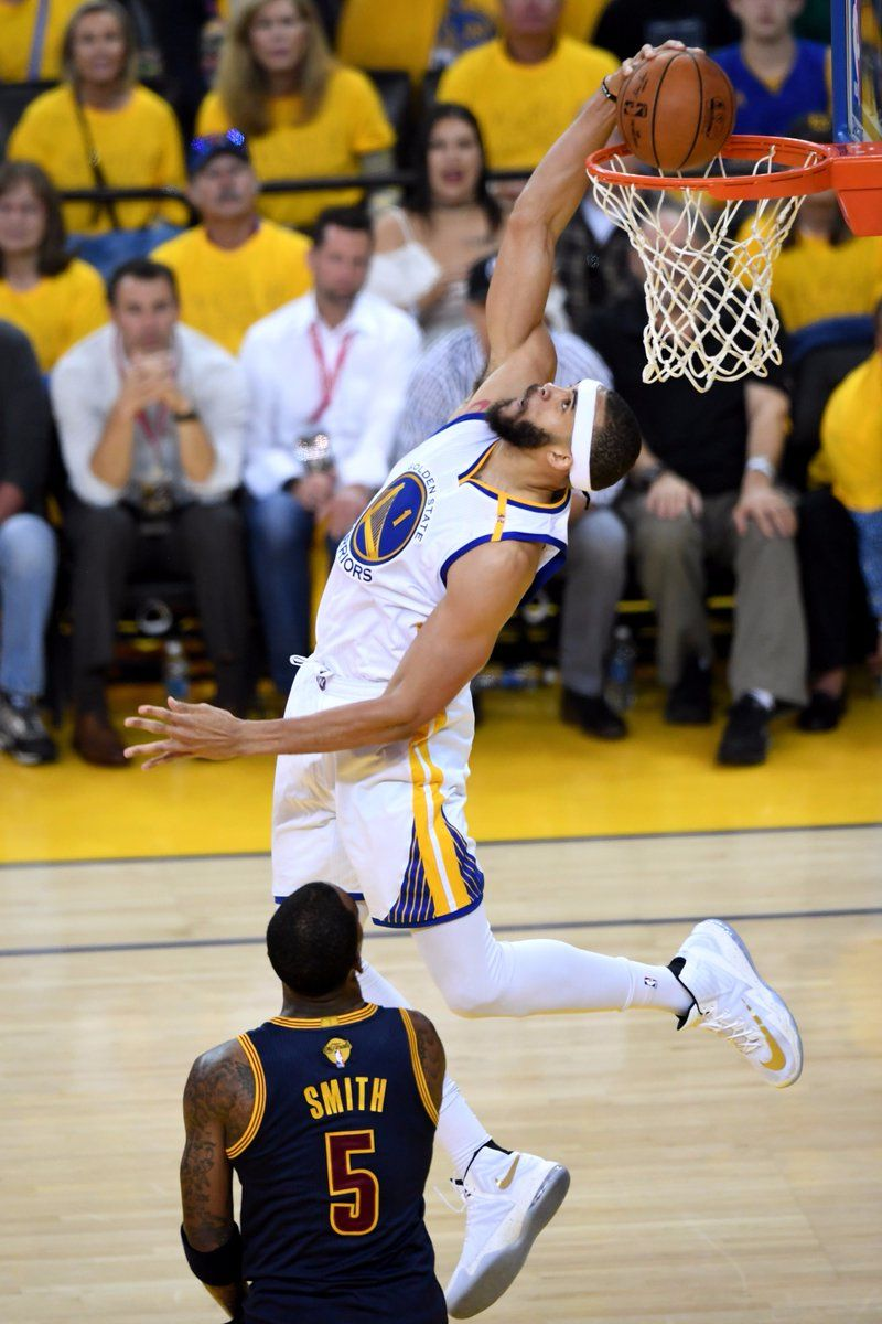 JaVale McGee His dunks were so unbelievable during the