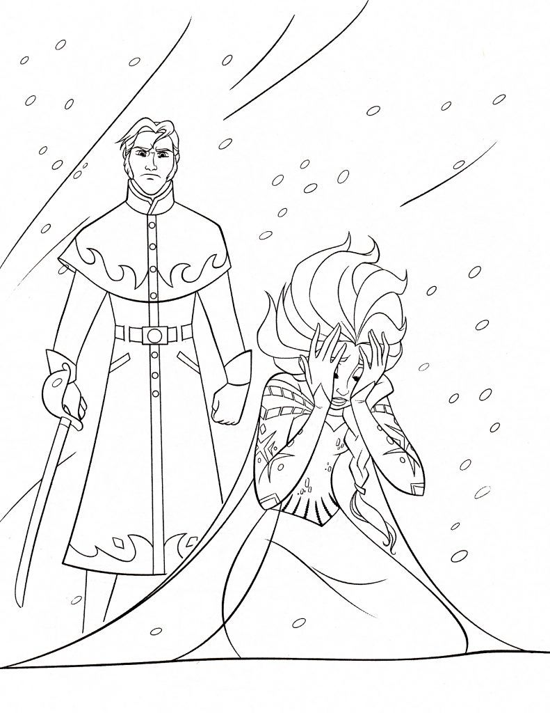 Free Printable Elsa Coloring Pages For Kids Disney Coloring Pages