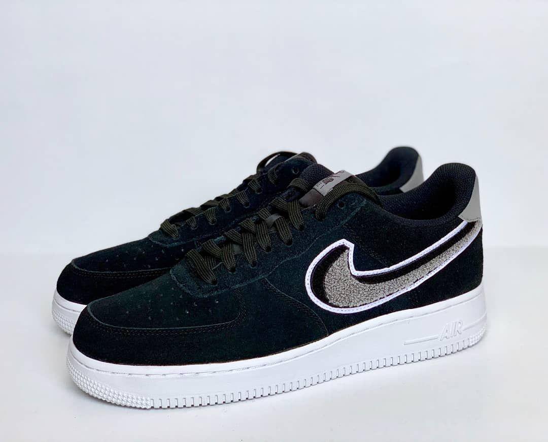 Ready Stock Nama Barang Nike Air Force 1 Low 3d Chenille Swoosh