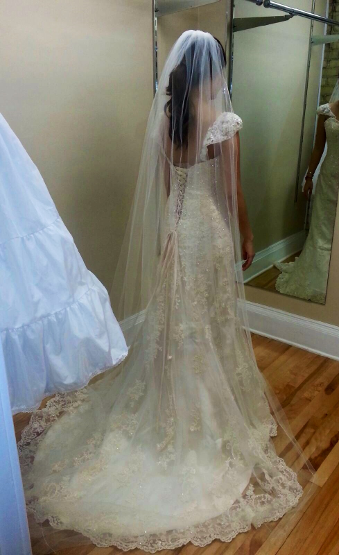 Maggie Sottero Emma Anyone Tried Have With Images Wedding