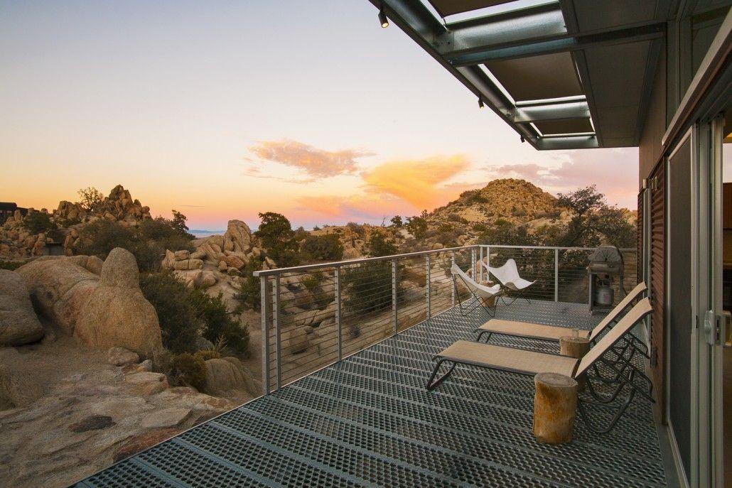 adventure journal – The Desert Comfort of Rock Reach House