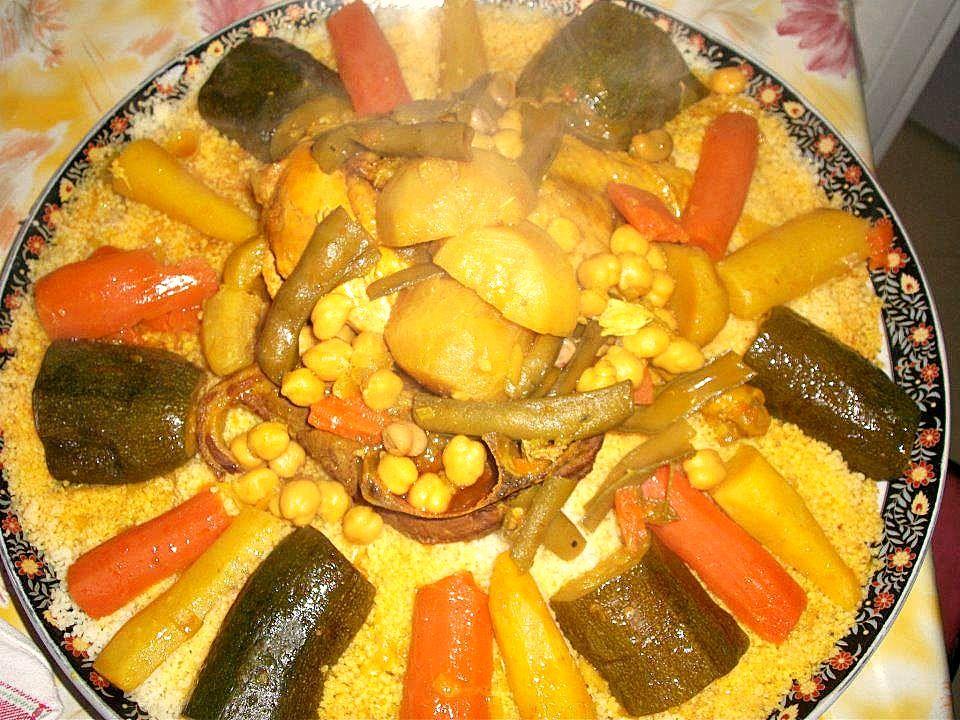 Couscous. - Maroc Désert Expérience tours http://www ...