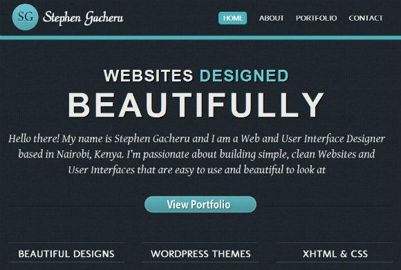 25 Examples Of Perfect Color Combinations In Web Design Web