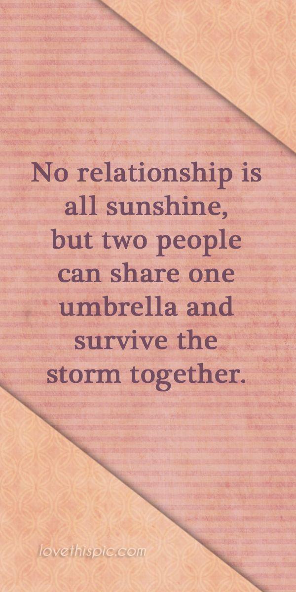 No relationship