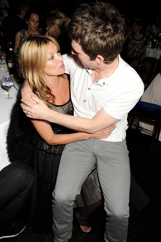 Noel gallagher and kate moss dating nikolai