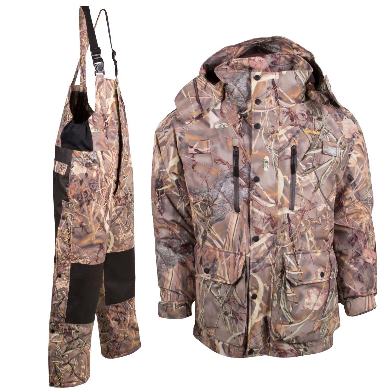 Wetlands Bundle in Field Shadow Camo outfits, Kings camo