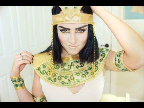 Modern CLEOPATRA: Halloween Makeup/Costume   DIY…. LOVE.   Pinterest