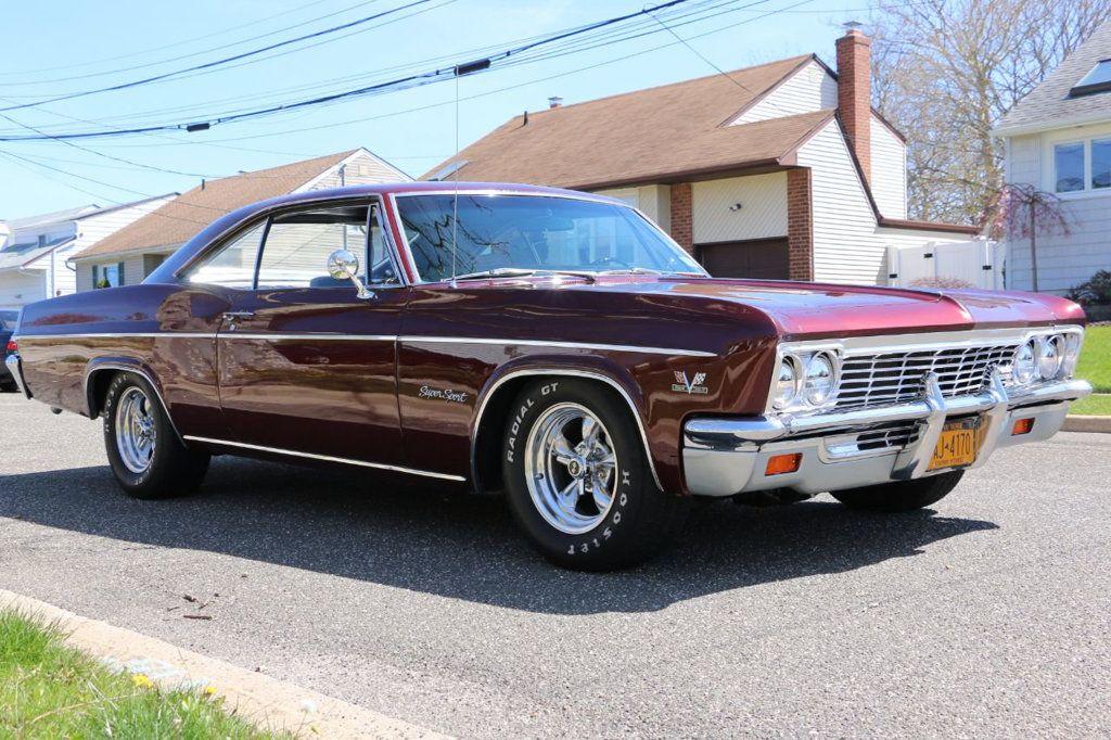Pin On 66 Impala