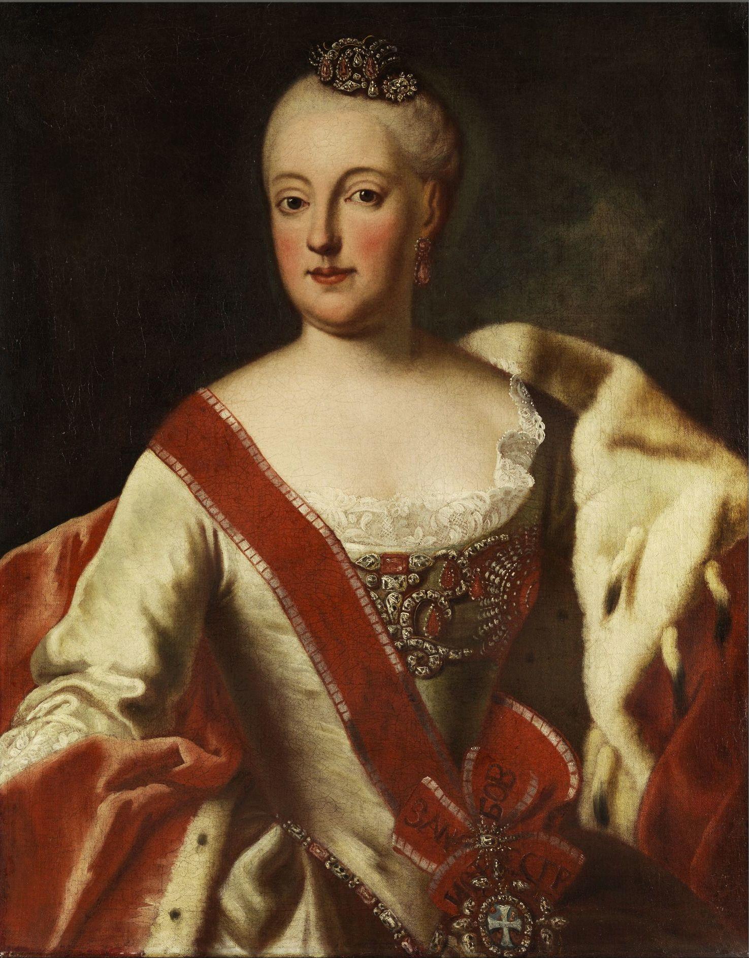 Maria Anna Sophia Sabina Angela Franziska Xaveria of Sachsen (1728-1797)