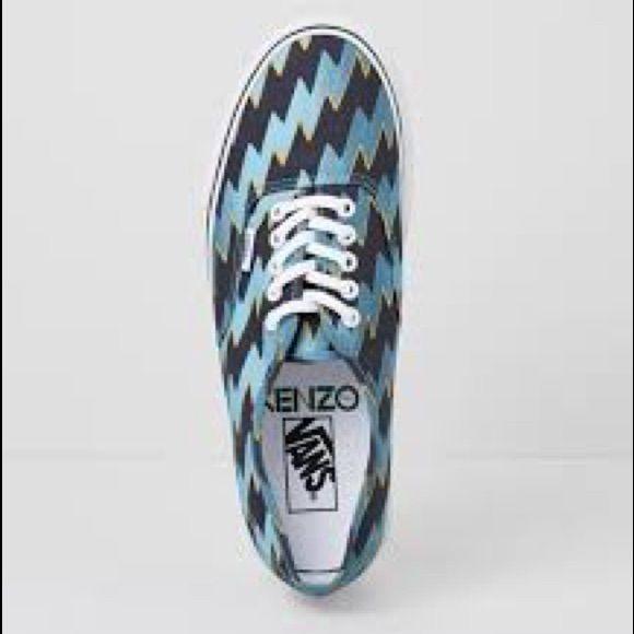 b0b94b235f26f Kenzo Lightning Bolt Vans - Kenzo Shoes Women - Kenzo E-shop