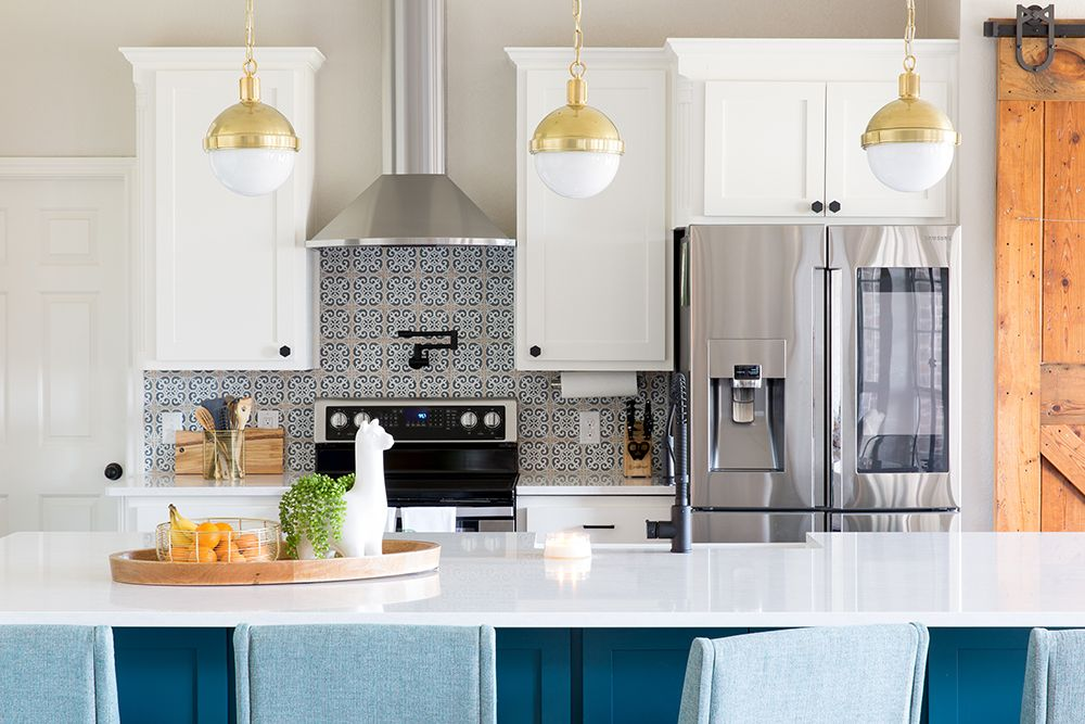 Waco Family-Friendly Kitchen Remodel: After   Kitchen ...