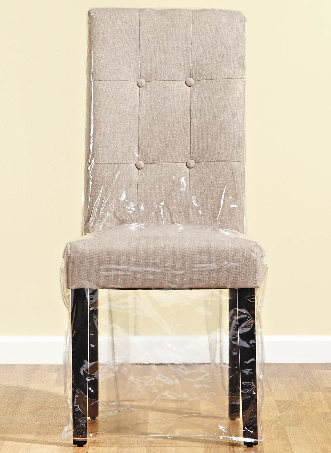 Clear Vinyl Furniture Covers