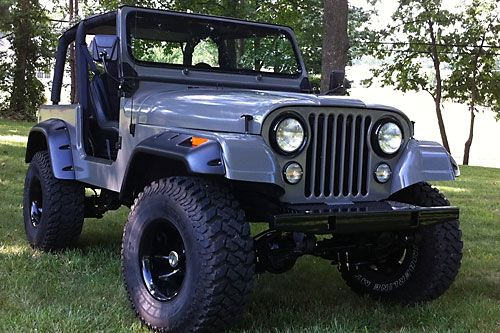 My Only Regret In Live Is Giving Up My Jeep Cj7 This One Here Is A Beauty Jeep Cj Jeep Cj7 Jeep