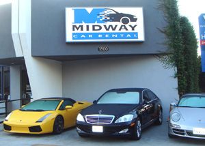 Midway Car Rental Lax Specialist On Luxury Car Rental Lax In San Diego With Daily Discount Car Rental Luxury Car Rental Car