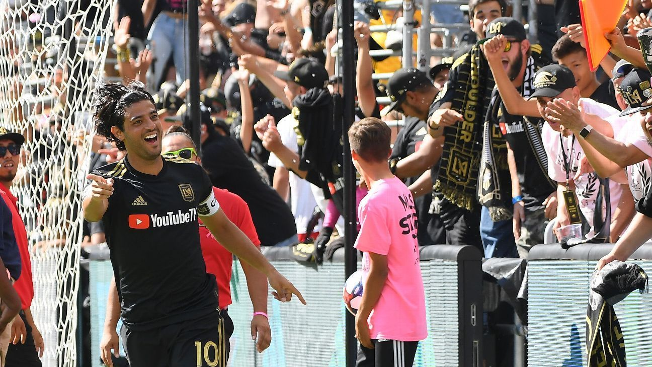 Lafc Have Smashed Mls Records But One Big Goal Remains Beat Rival La Galaxy La Galaxy Major League Soccer Usa Today Sports