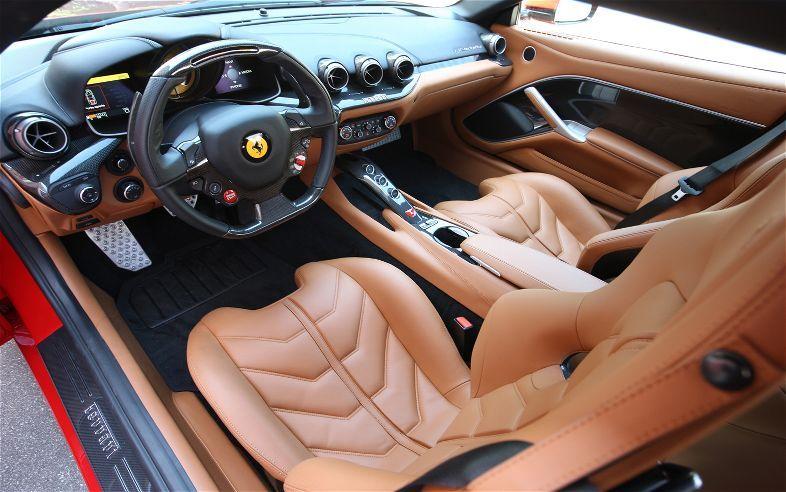 2013 Ferrari F12 Berlinetta First Drive