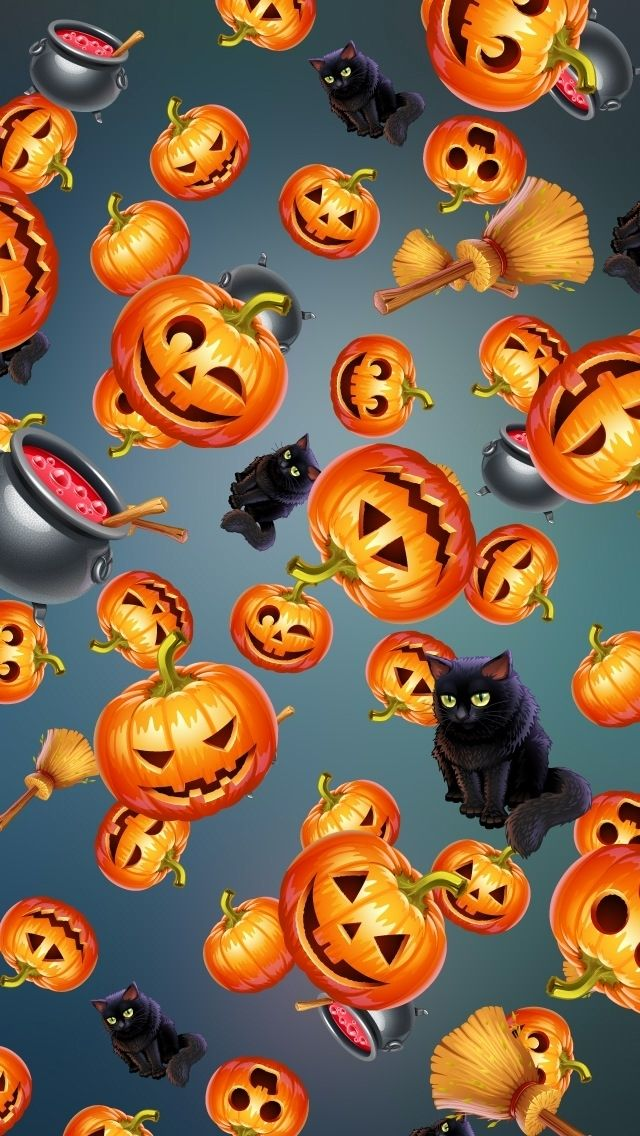 Iphone 5 Wallpapers Hd Retina Ready Stunning Wallpapers Halloween Wallpaper Halloween Artwork Halloween Pictures