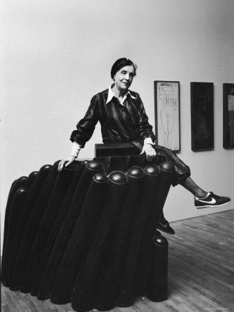 you have been here sometime: Louise Bourgeois, 98. R. I. P.