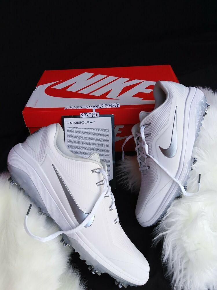 0814eaecb21 (eBay Sponsored) SIZE 10.5 MEN S Nike React Vapor 2 Golf shoes White BV1135  101. Visit. April 2019