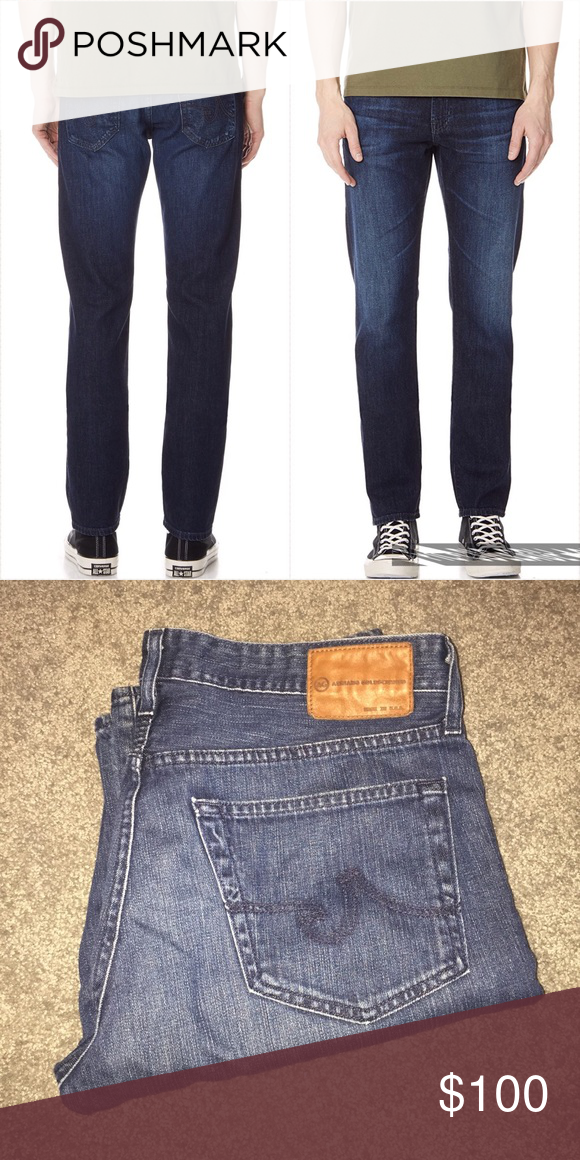 b305a561 AG The Protege Straight Leg EUC! Ag Adriano Goldschmied Jeans | My ...