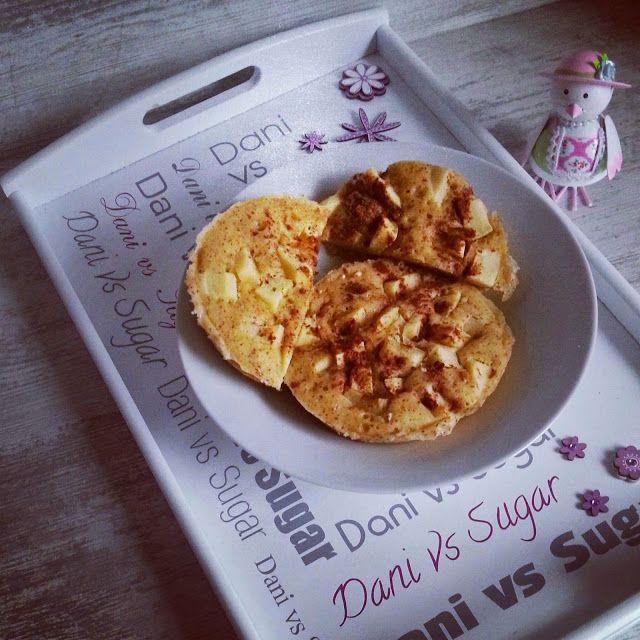 Dani Vs Sugar Lowcarb Apfel Zimt Mug Cake Soja Mehl Soy Flour
