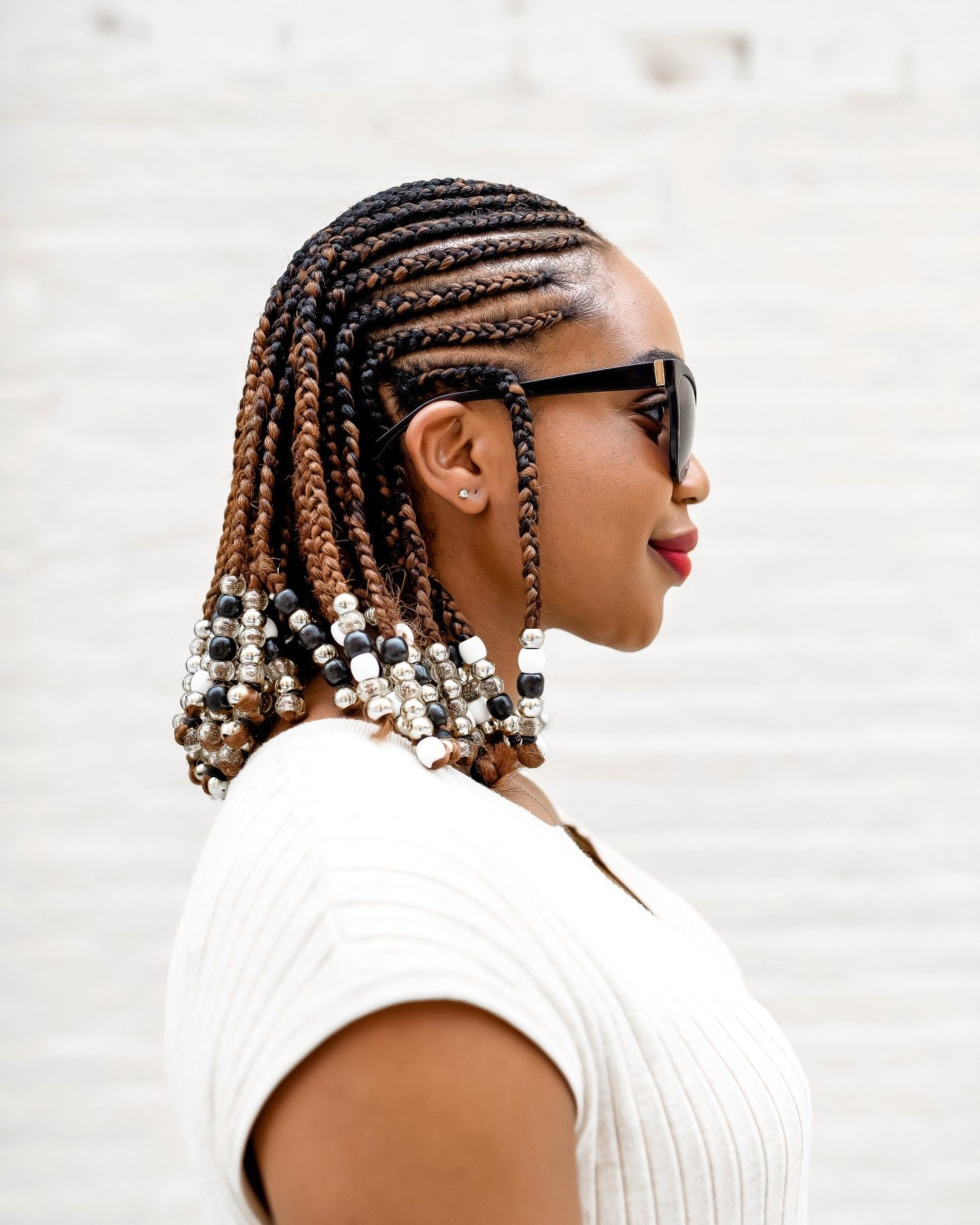 5 braids and beads hairstyles to try in 2019 in 2020