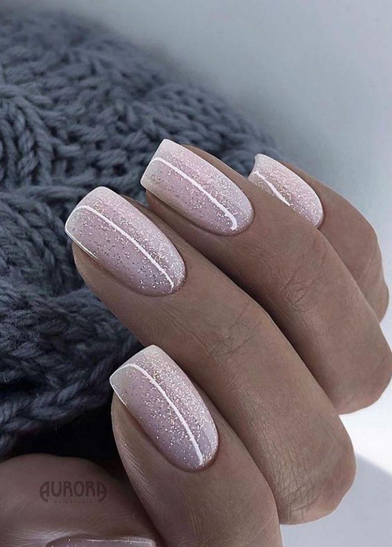 35 Trendy Short Nails Design For Spring 2020 in 2020 ...