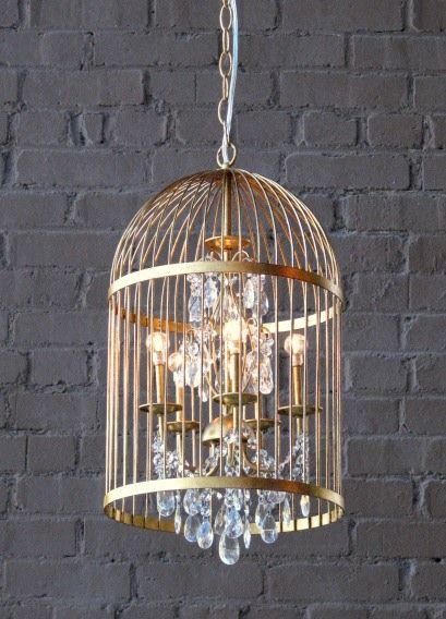 Bird Cage Chandelier Birdcage Chandelier Decor Bird Cage Decor