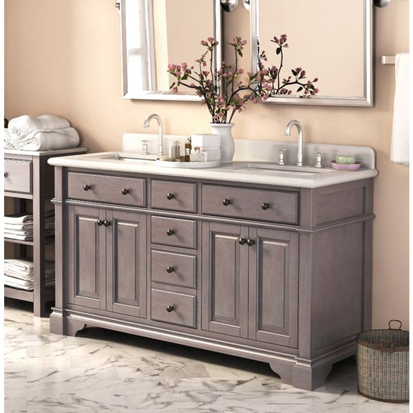 Our Best Bathroom Furniture Deals 48 Inch Bathroom Vanity Double Sink Vanity Bathroom Sink Vanity
