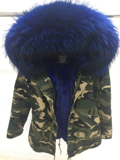 5ebb134ed2306 Fur Collar Coat, Fur Collars, Hooded Parka, Winter Jackets Women, Coats For