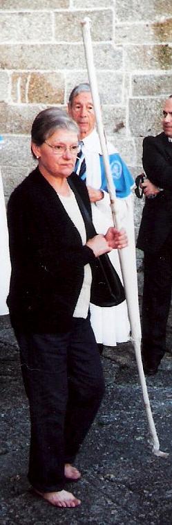 Peregrinação ao Santuário de Nossa Senhora da Abadia - Amares.