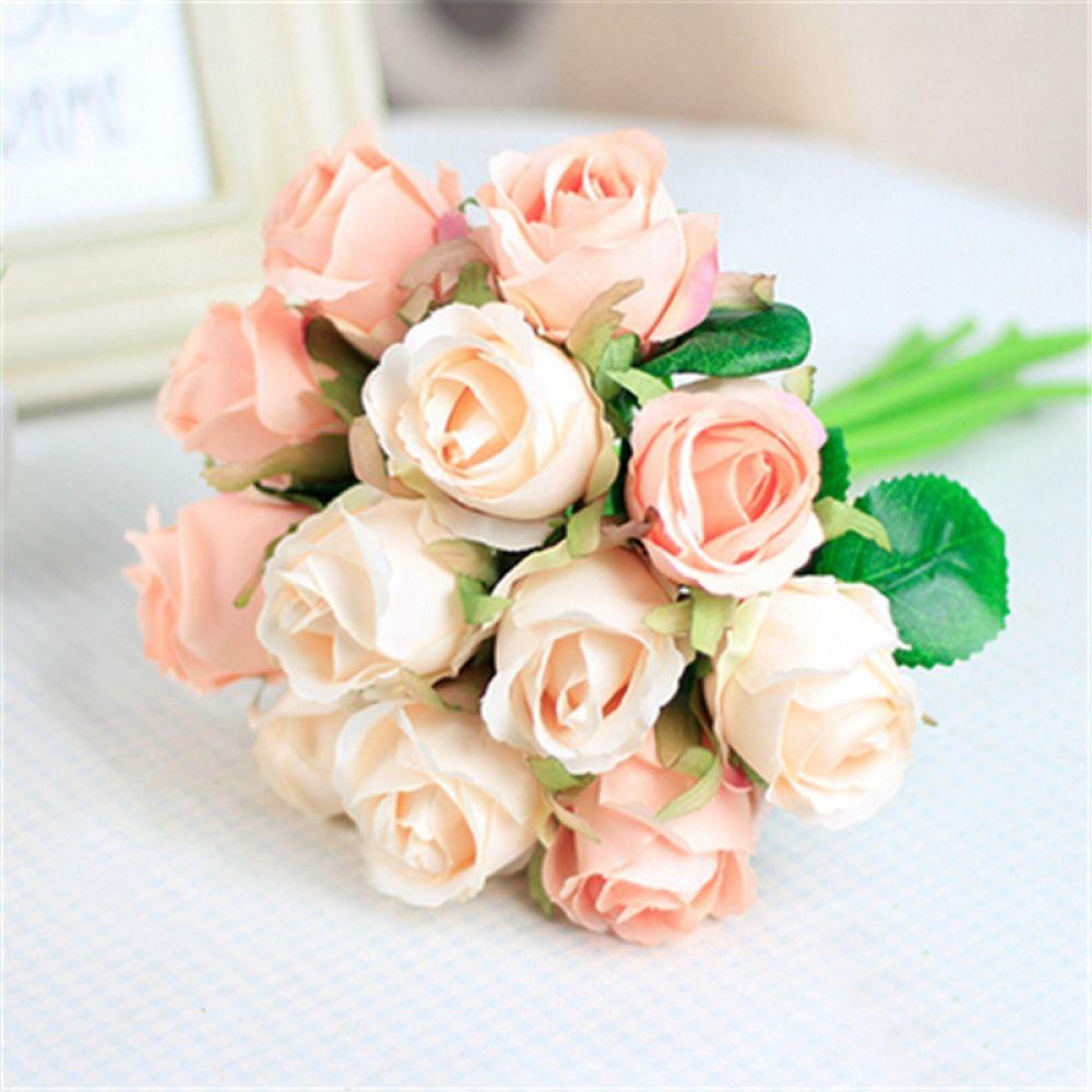 Künstliche Seidenblume Nelke Blumen Kunstblumen Hochzeit Haus Dekor