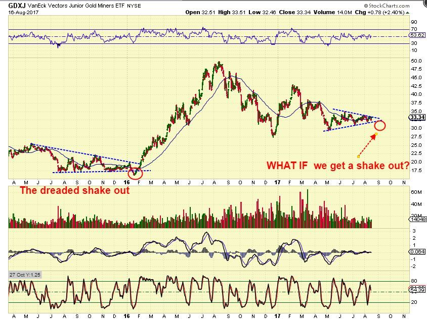 Gdxj Quote Give Me A Break  Chart Freak  Investment Ideas In Precious Metals