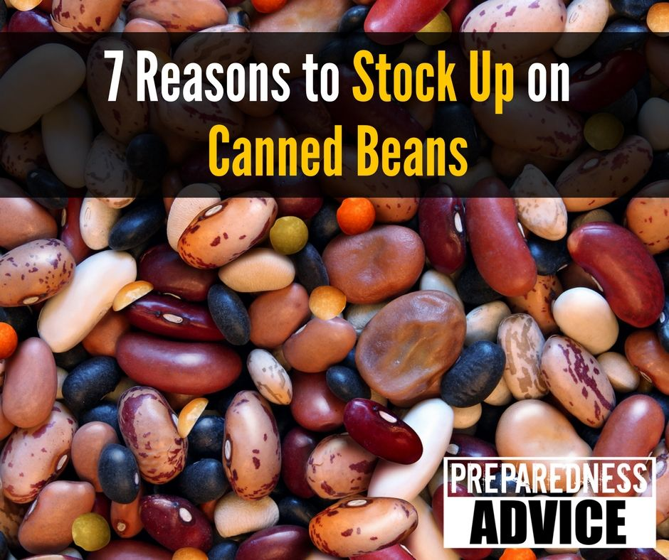 The are some yummy reasons to stock up on canned beans