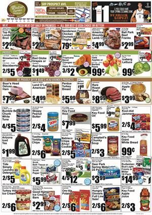 Click To View The Circular For Windsor Farms Market 1770 Key Food Grocery Food