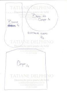 Tatiane Delphino: Abril 2012