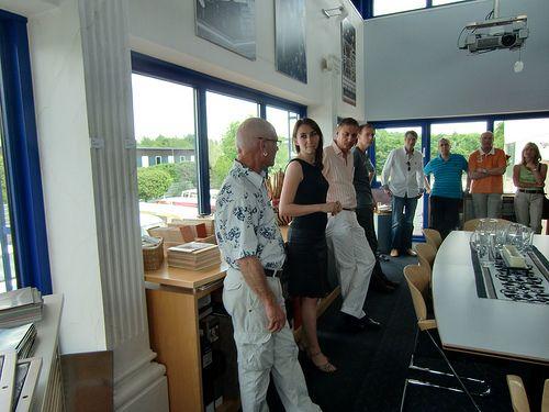 Am 06.06.2010 fand in unseren Räumen der Malermeister Ahle GmbH, anlässlich der Paderborner Fototage, eine Vernissage mit Collagen von Jean Luc statt.