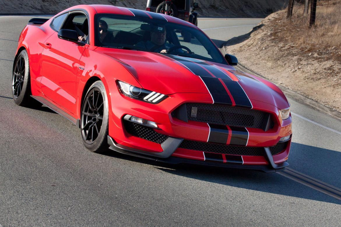 2016 Ford Mustang Shelby Gt350 First Drive Mustang Shelby Ford