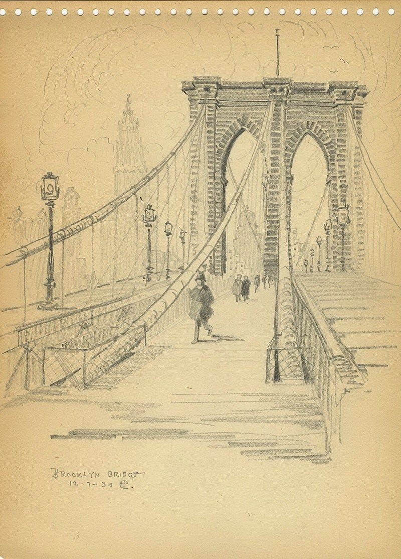 yama-bato: Brooklyn bridge | Art | Pinterest | Roof top, Brooklyn ...