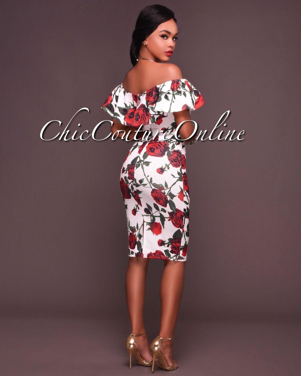 Caprice glam maxi dress